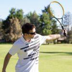 ゴルフやテニスの「いい当たり」の英語表現